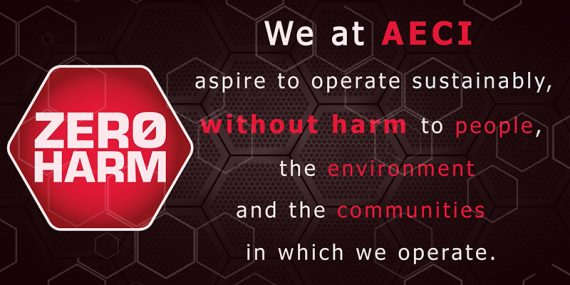 Our goal is Zero Harm. We aspire to operate sustainably, without harm to people, the environment and the communities in which we operate.